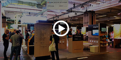 Vidéo des solutions Groupe Interway / Stand Paris Retail Week 2019