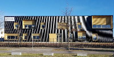 Nouveau centre logistique à St Priest