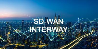 Avantages SD-WAN Interway