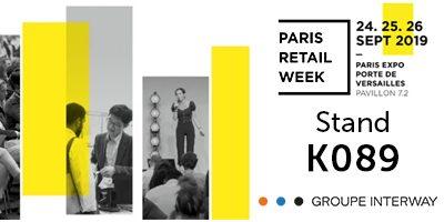 Paris Retail Week 2019